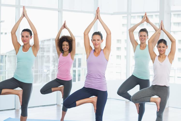 Yoga và sức khỏe phụ nữ