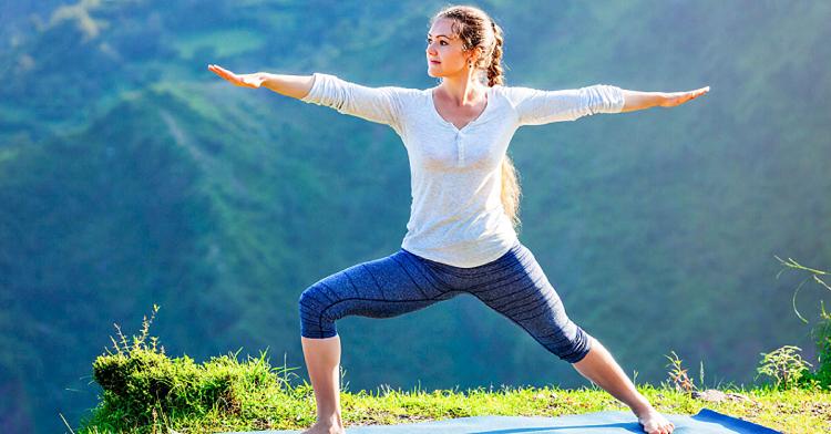 Yoga sức khỏe và 5 lý do cần thiết