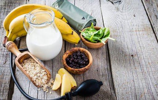 Bệnh nhân tăng huyết áp-chế độ dinh dưỡng cần biết