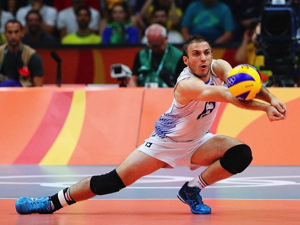 Các chấn thương thường gặp khi chơi bóng chuyền