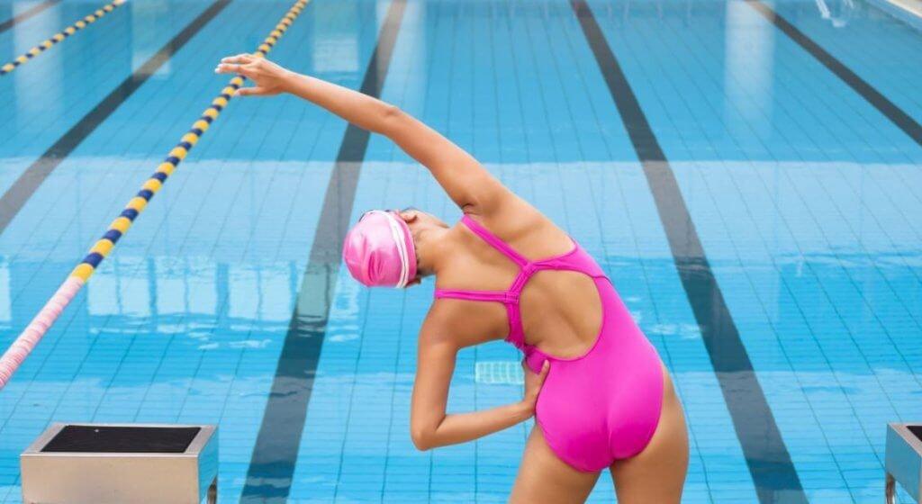 Cách phòng tránh những chấn thương bơi lội thường gặp