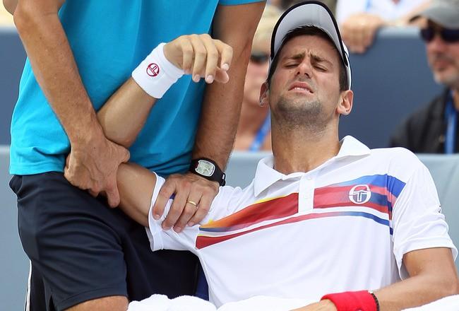 Cách xử lí một số chấn thương thường gặp khi chơi tennis