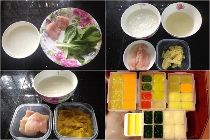Chế độ ăn dặm kiểu Nhật bổ dưỡng cho bé 9 tháng tuổi
