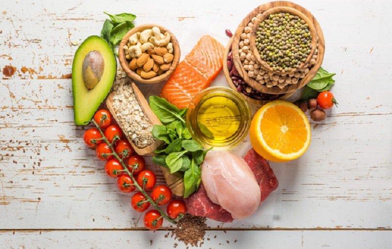 Chế độ ăn kiêng DASH tốt cho người bị mắc bệnh tim mạch