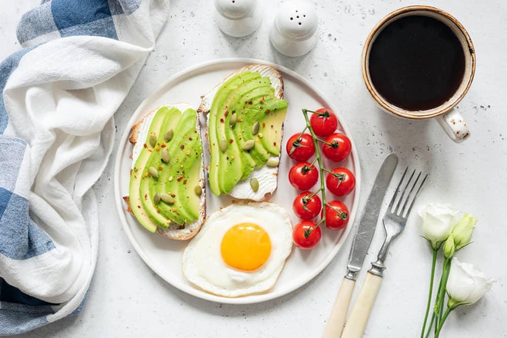 Chế độ ăn sáng tốt cho bệnh tiểu đường