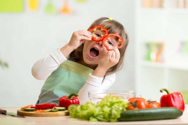 Chế độ ăn uống khoa học cho trẻ từ 1 đến 6 tuổi