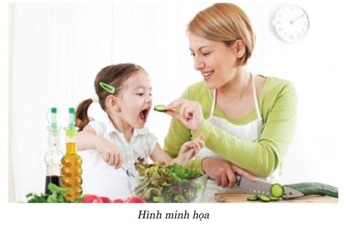Chế độ ăn và chăm sóc trẻ suy dinh dưỡng, chậm lớn