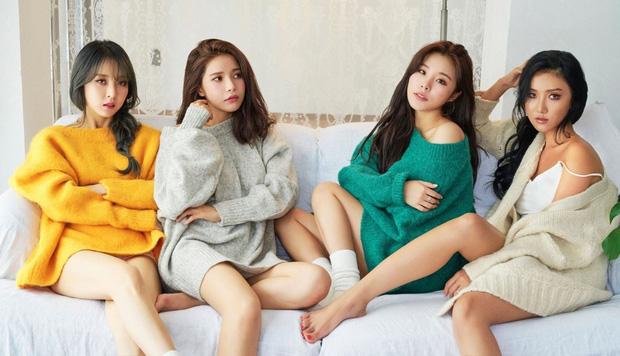 Để được ra mắt với tư cách là 1 trong 4 thành viên chính của nhóm nhạc MAMAMOO, Moonbyul đã phải lên kế hoạch siết cân rất khắt khe