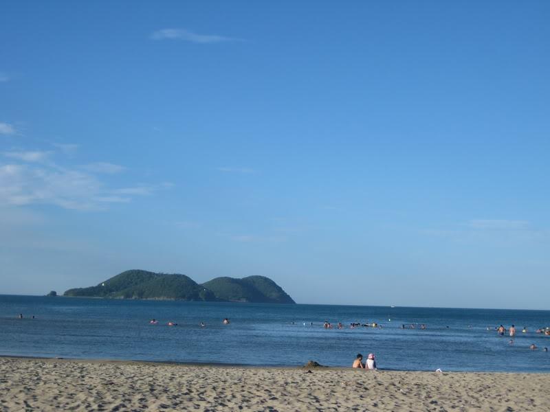 Vẻ đẹp của biển Xuân Thành