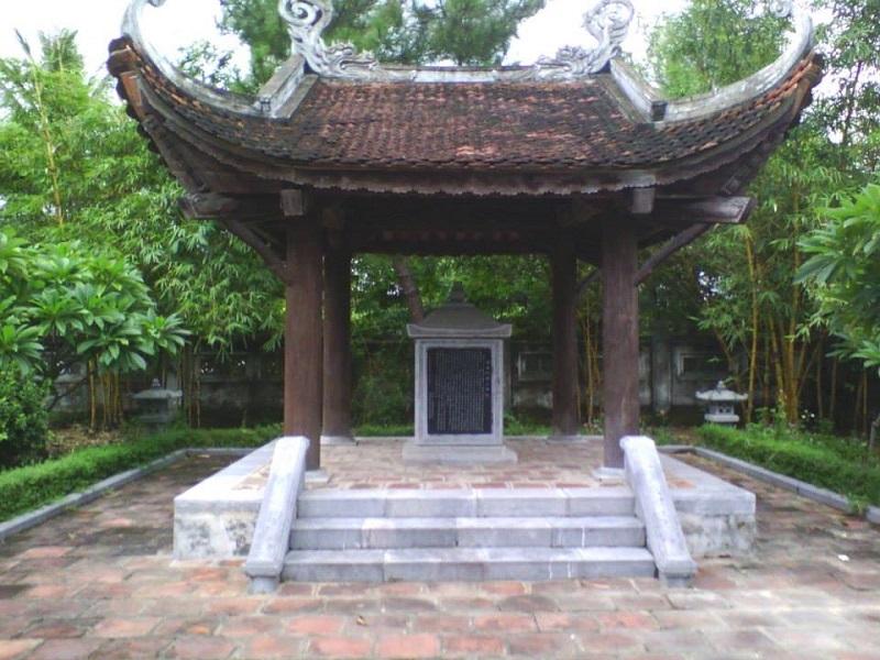 Khu di tích Nguyễn Công Trứ