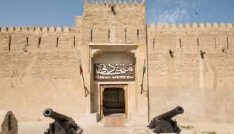 Thăm bảo tàng Dubai
