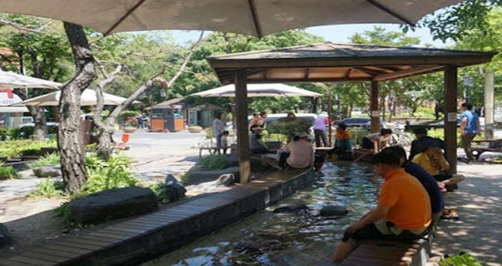 Suối nước nóng ở Yuseong