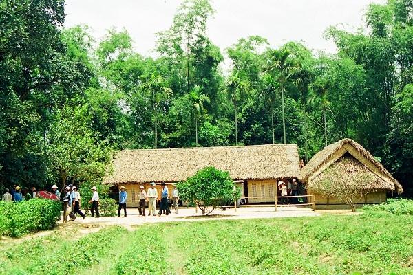 Làng Sen - huyện Nam Đàn quê hương Bác Hồ